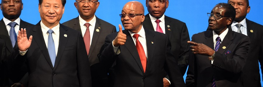 President Jacob Zuma and other Heads of States and Governments